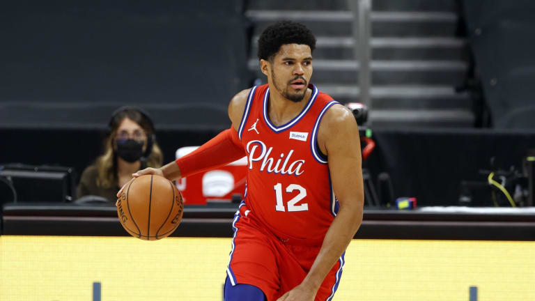 Tobias Harris Welcomes Tennessee's Jaden Springer to Sixers