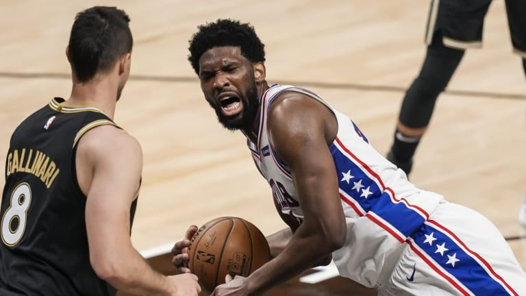 Sixers' Daryl Morey Provides Promising Update on Joel Embiid's Health