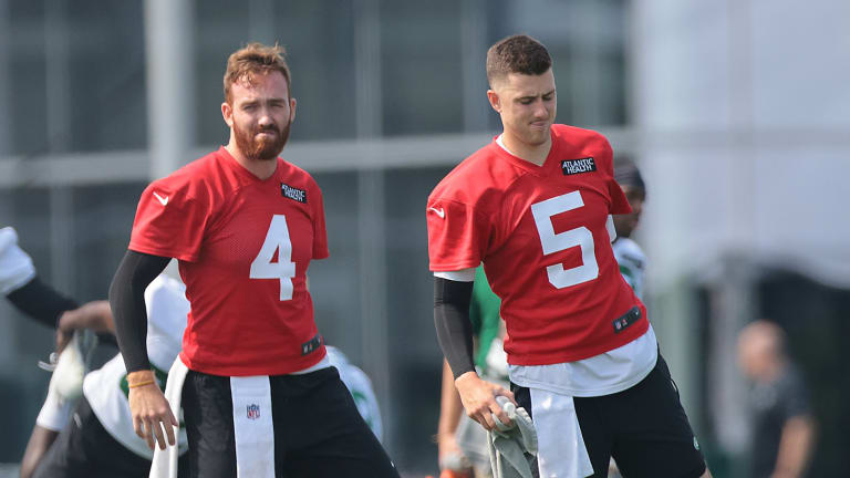 Jets Position Battles to Watch this Training Camp
