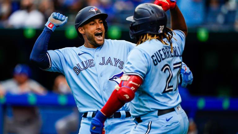 Springer Cranks Two Home Runs in Blue Jays Dub
