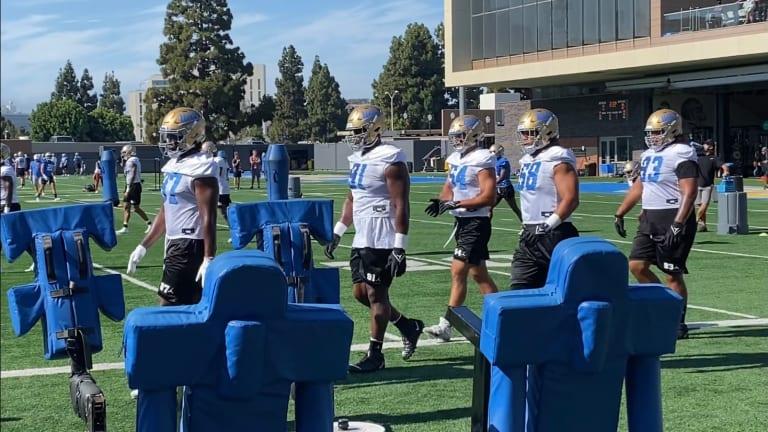 UCLA Football Practice Report: July 31