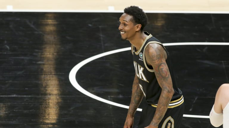 Report: Atlanta Hawks' Free Agent Lou Williams Has Interest From The NBA Champion Milwaukee Bucks And Indiana Pacers