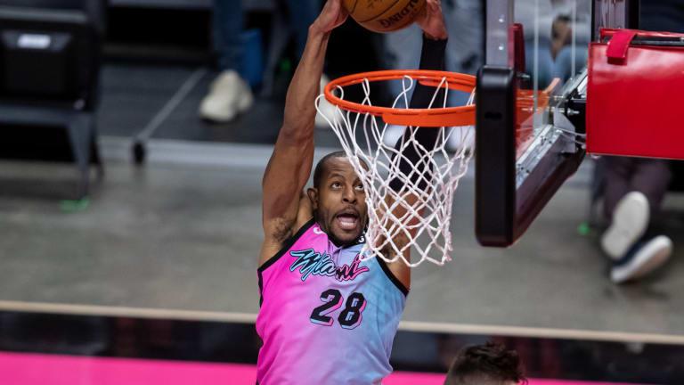 Should the LA Clippers Pursue Andre Iguodala?
