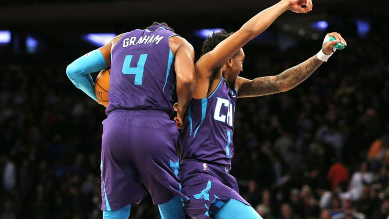 Charlotte Hornets allow Malik Monk to become an unrestricted free agent, extend qualifying offer to Devonte' Graham