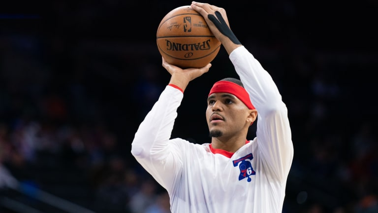 Sixers Rookies Reveal Tobias Harris Reached Out to Them on Draft Night