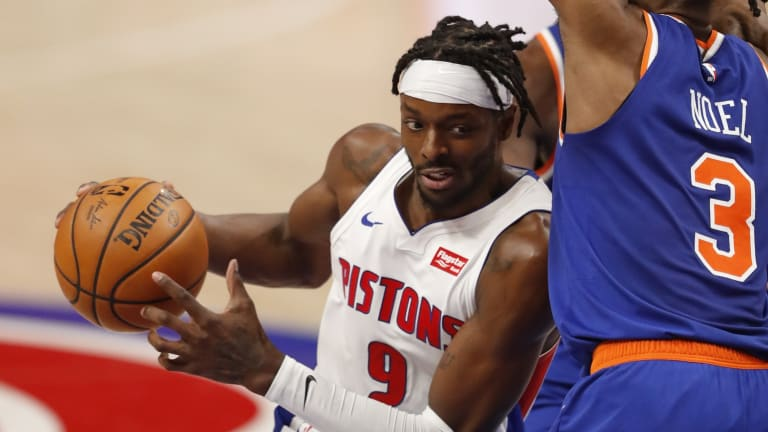 Former Sixers Nerlens Noel, Jerami Grant Could Reunite With Pistons