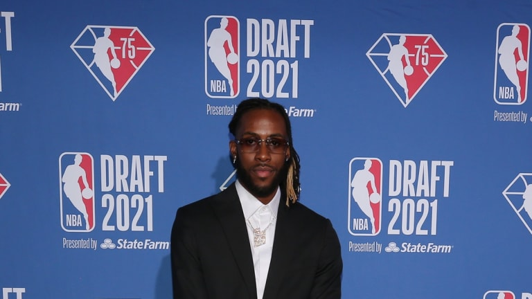 """""""Dreams To Reality"""" Here's What Pacers' 22nd Overall Pick Isaiah Jackson Tweeted On Sunday"""