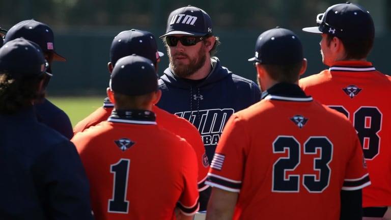 Hunter Morris Trades in 'War Eagle' for 'Roll Tide' with Alabama Baseball