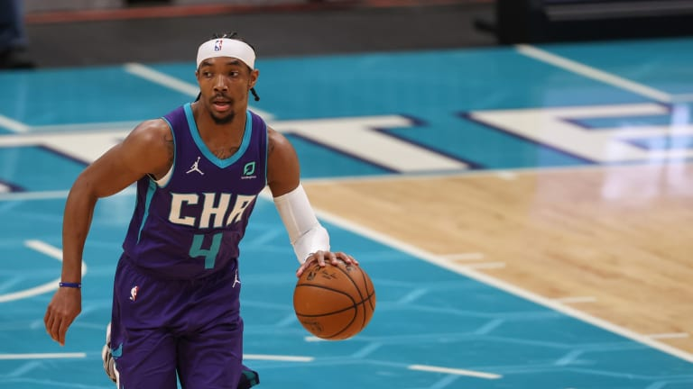 Sources: Charlotte Hornets sending Devonte' Graham to New Orleans in sign-and-trade