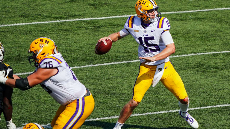 Mississippi State Has a Much Better Idea of Which Quarterback it Will Face When it Opens SEC Play