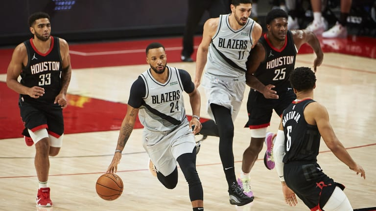 Report: Norman Powell Re-Signs in Portland