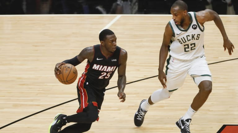 Former Miami Heat Guard Kendrick Nunn Agrees to Terms With the Los Angeles Lakers