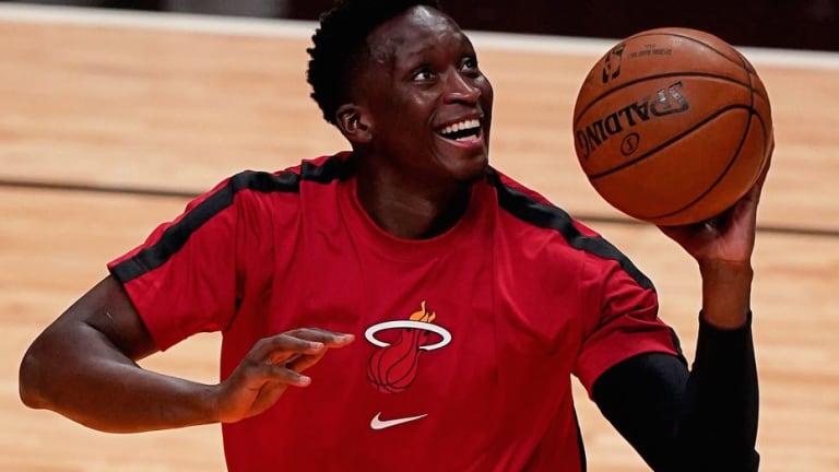Former Hoosiers Star And Miami Heat Free Agent Victor Oladipo Unsigned As Free Agency Begins