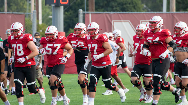 Fall Camp Practice #5