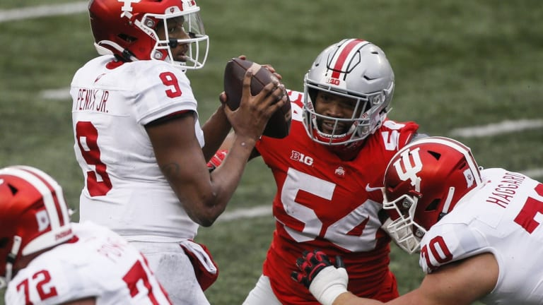 Big Ten Daily: Ohio State Defensive End Tyler Friday to Miss Most of Season With Injury