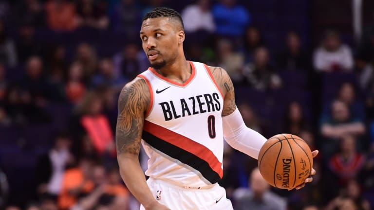 Report: Sixers Hire Damian Lillard's Trainer Phil Beckner as Coaching Consultant