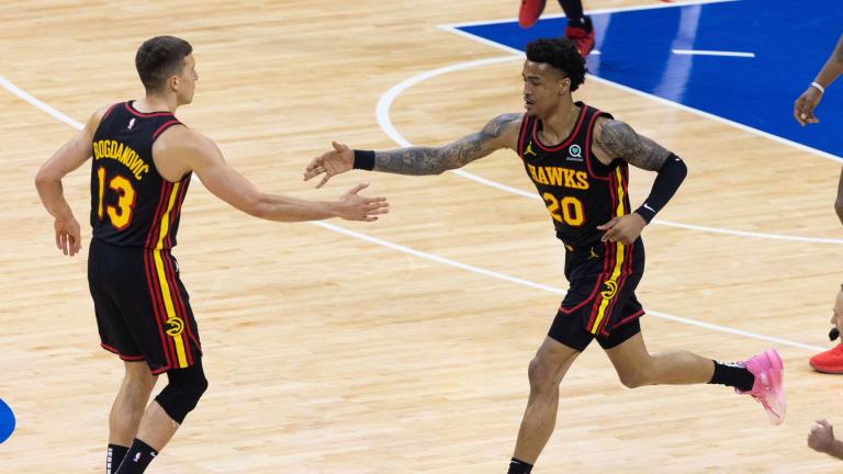 NBA News: Atlanta Hawks Lock John Collins in Long-Term
