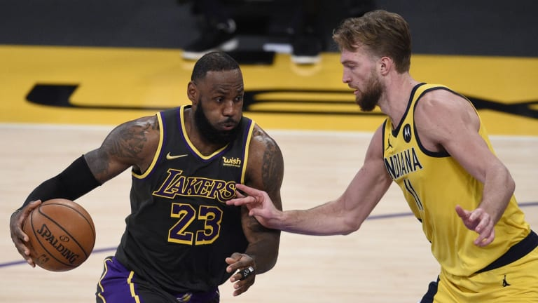 Domantas Sabonis Averaged More Points Last Season Than New Knicks' Point Guard Kemba Walker And More Assists Than Nets' All-Star Kyrie Irving