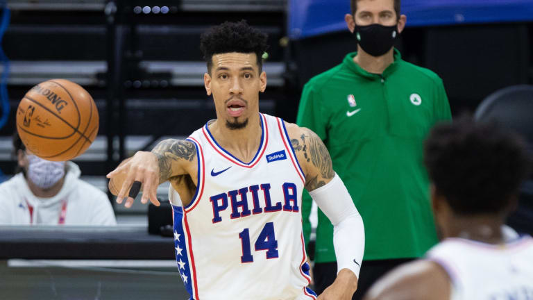 Danny Green Returns to Sixers After Gaining Interest From Celtics, Lakers