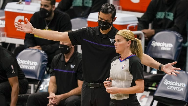 Source: James Borrego, Charlotte Hornets reach agreement on multi-year extension