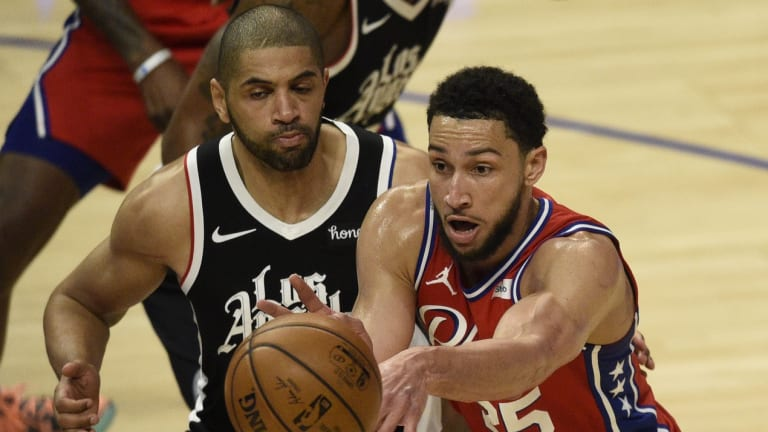 Rumor: Ben Simmons Open to Being Traded to California Teams Like Lakers, Clippers, or Warriors