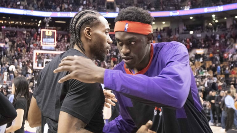 Report: Clippers 'Enamored' With Pascal Siakam