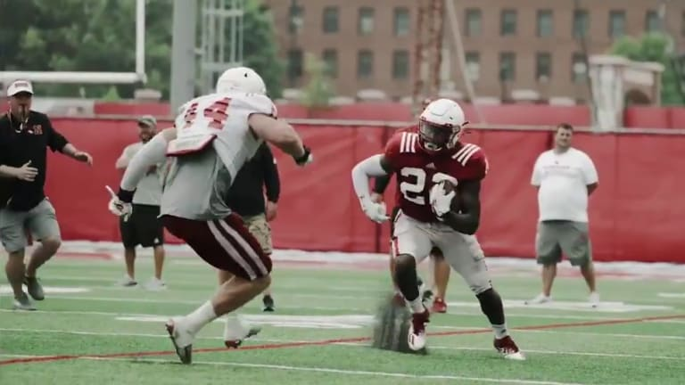 Fall Camp Practice #11