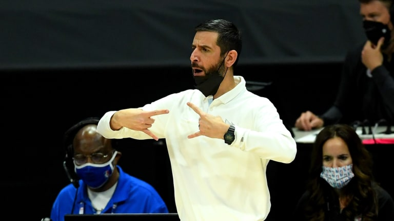 Five things to note from Charlotte Hornets coach James Borrego's press conference