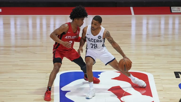 The Portland Trail Blazers, Oklahoma City Thunder And Washington Wizards Were All Losers To The Indiana Pacers Over The Final Three Games Of NBA Summer League