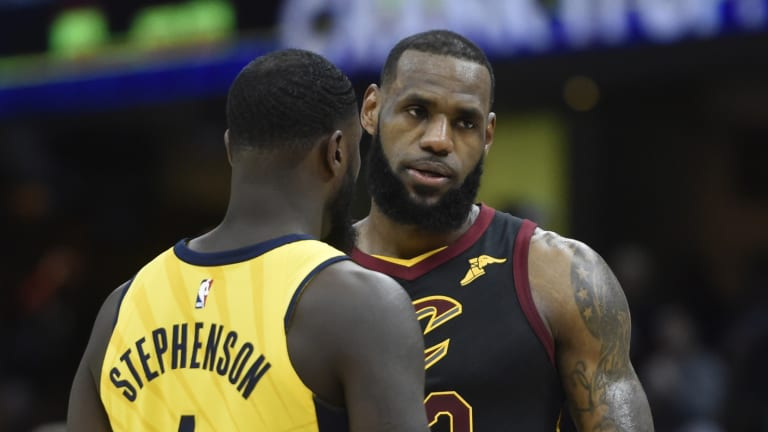 Possible Signing? After Working Out For The Nets, Bucks, 76ers, Mavericks, Cavaliers And Wizards, The Pacers Reportedly Could Bring Back Lance Stephenson