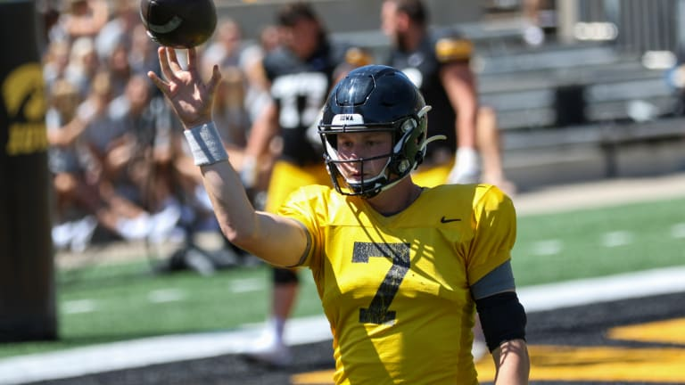Iowa Football Position Preview: Quarterback