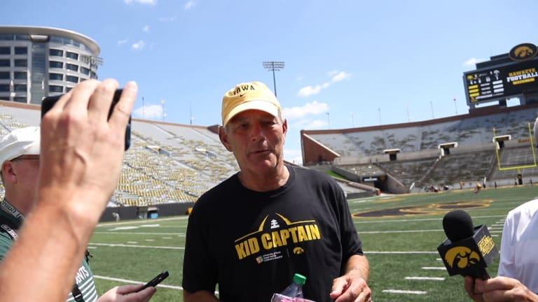 Video & Transcript: Kirk Ferentz Presser 9-7-21