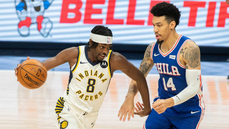 Danny Green Talks Reasons for Re-Joining Sixers