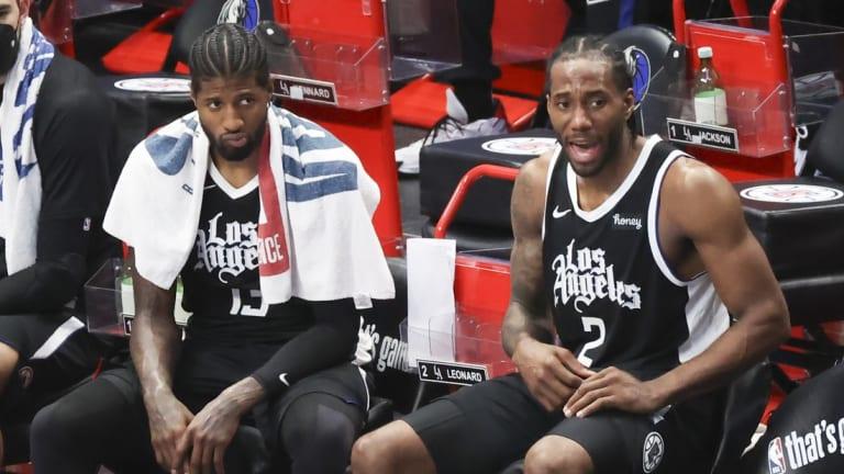 Kawhi Leonard and Paul George MVP Odds Revealed