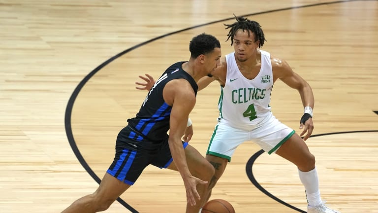 NBA Insider: Breaking Down How Former Purdue Star Carsen Edwards Fits With Memphis Grizzlies