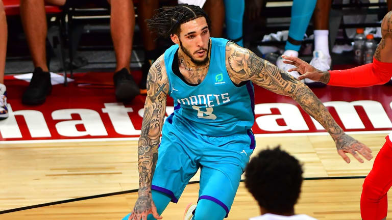 NBA Rumors: Charlotte Hornets 'Love' LiAngelo Ball