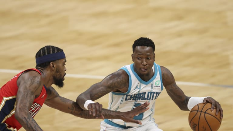 Source: Charlotte Hornets, Terry Rozier agree to four-year, $97 million contract extension