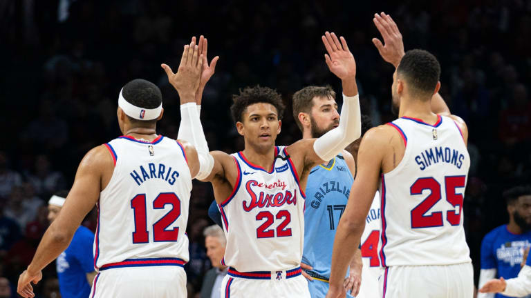 Multiple Sixers Among Favorites for Defensive Player of the Year
