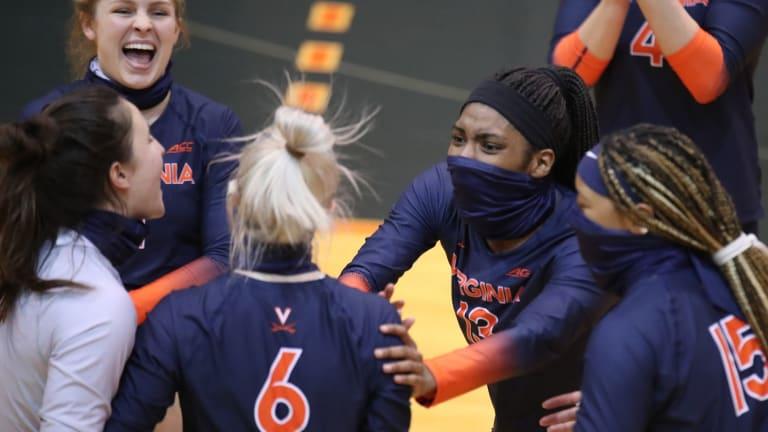 Season Preview: Virginia Volleyball