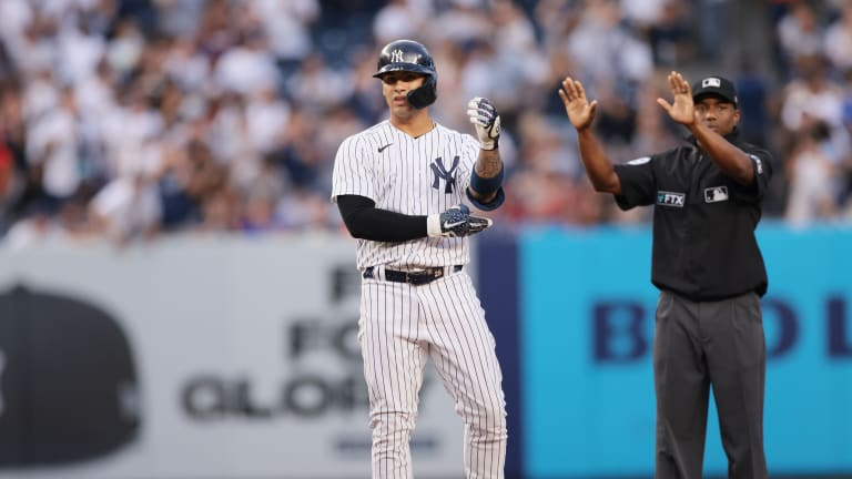 Gleyber Torres Takes 'Encouraging' Step Toward Return From Thumb Injury