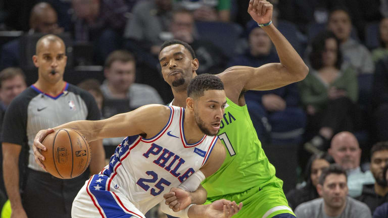 Sixers Rumors: Timberwolves Continue Their Pursuit of Ben Simmons