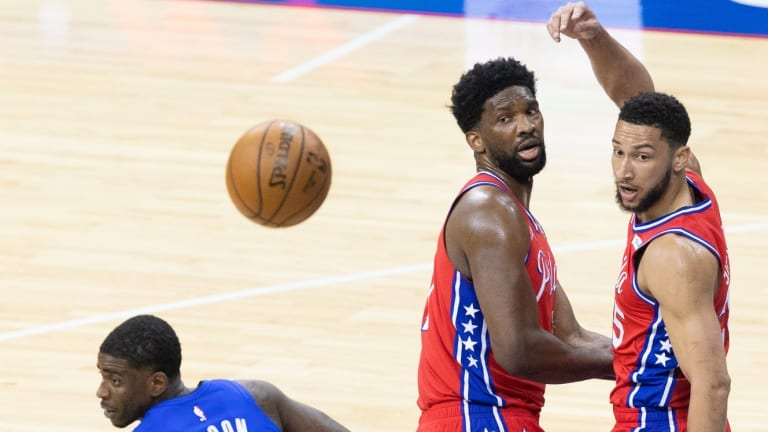 76ers Podcast: Embiid's Extension, Simmons' Status & More
