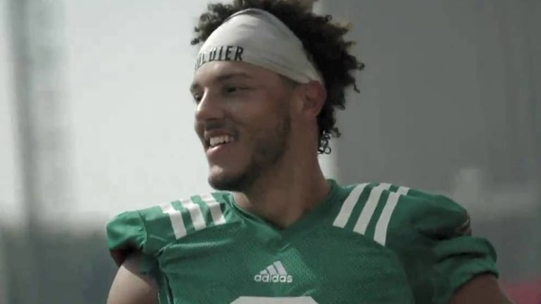 Huskers Name Team Captains