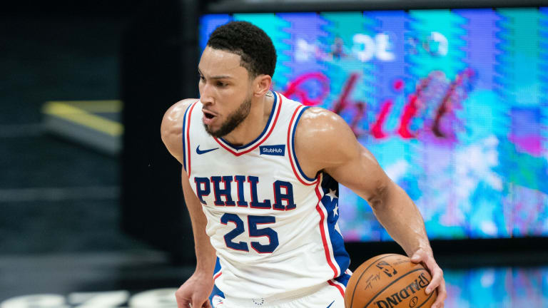 NBA Scout Reiterates a Ben Simmons Holdout is a Possibility