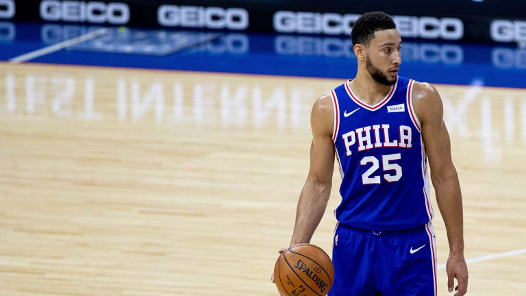 Ben Simmons Shows Off his Shooting in New Workout Video