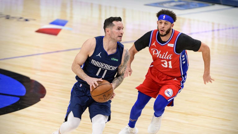 Should Sixers Consider a JJ Redick Reunion?