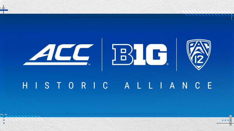 Big Ten Part of Three-Conference Alliance