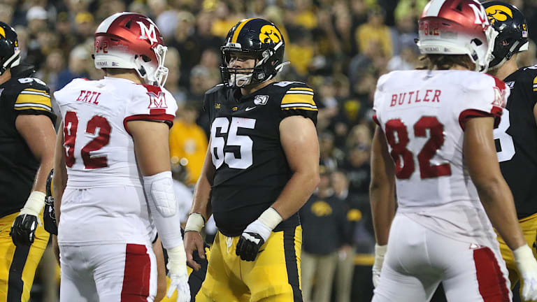 Iowa Football Position Preview: Offensive Line
