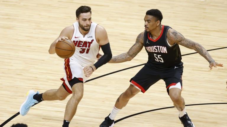 Gaining Teammates Trust a Priority for Miami Heat's Max Strus