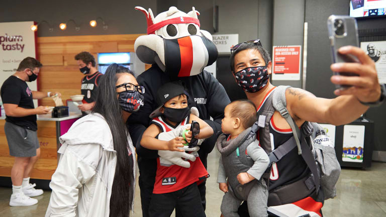 Trail Blazers to Require Proof of Vaccination for Home Games